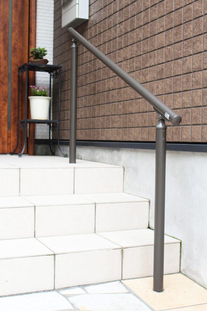 一般的な住宅では玄関に段差があることが多安全性の高い介護リフォームをの画像