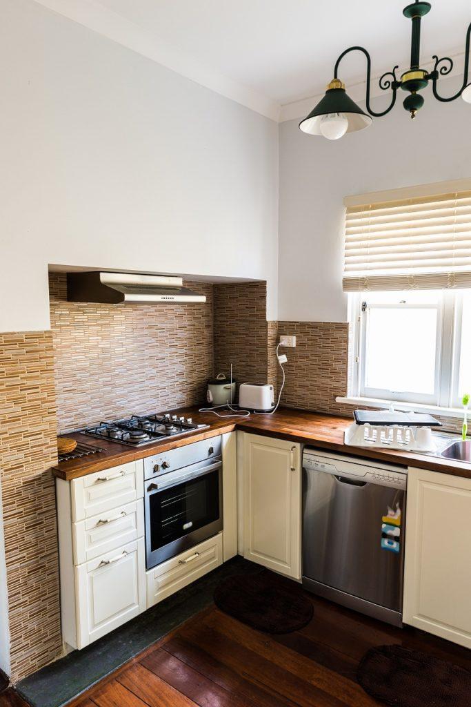 キッチンの選び方の画像