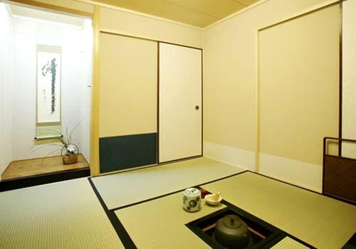 マンションの和室にお茶室を造りたい