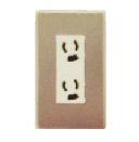 停電時などの非常用電源として、自立運転用コンセントが備え付けられています。