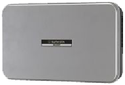 パワーコンディショナーを通して直流から家庭で利用できる交流の電気に変換します。