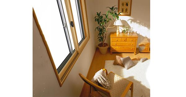 断熱・結露対策なら内窓「プラマードU」!格子入りや和紙調ガラス、引き違い窓4枚建もできます