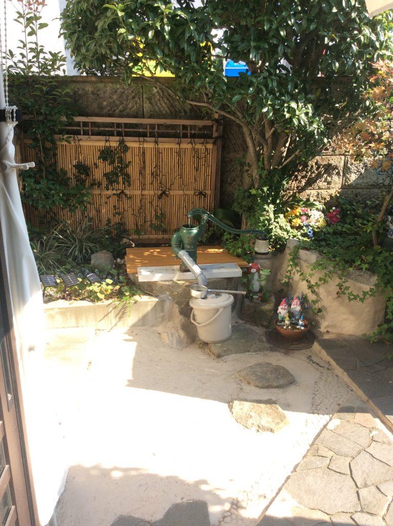 施工前の井戸