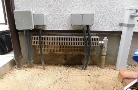 ◇給湯配管の水漏れ◇