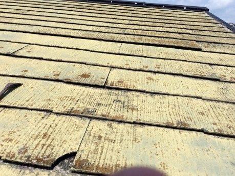 🔶屋根材は永久ではないです!🔶