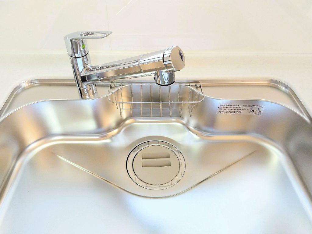 台所のトラブル(水漏れ)