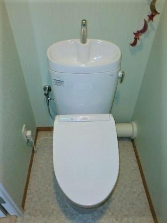 #おうちで過ごそう_トイレの水量調節
