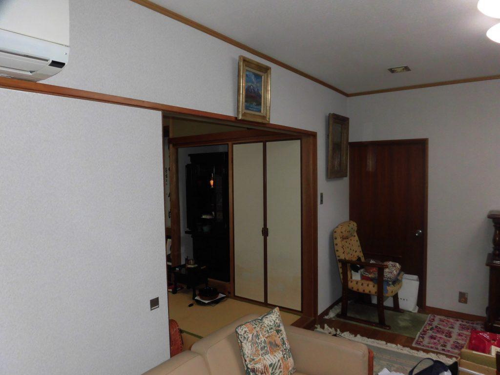 和室と応接室の2間>